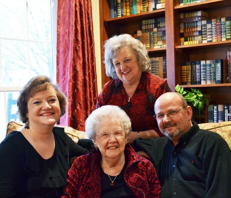 Resident Profile: Ruby Brackin