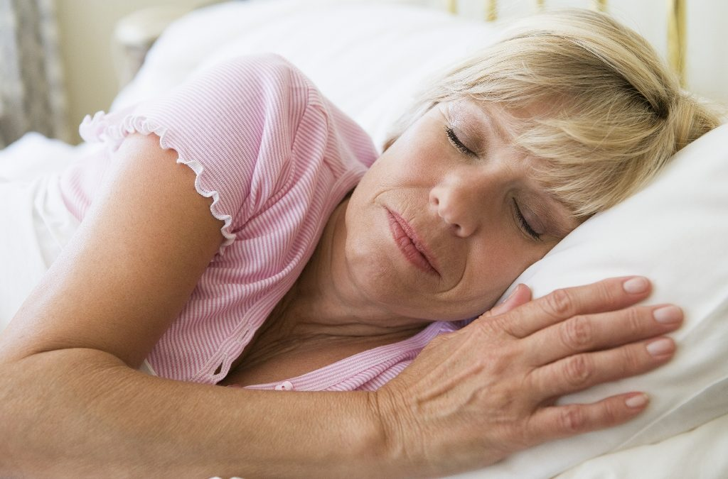 5 Ways Seniors Can Get a Better Night's Sleep