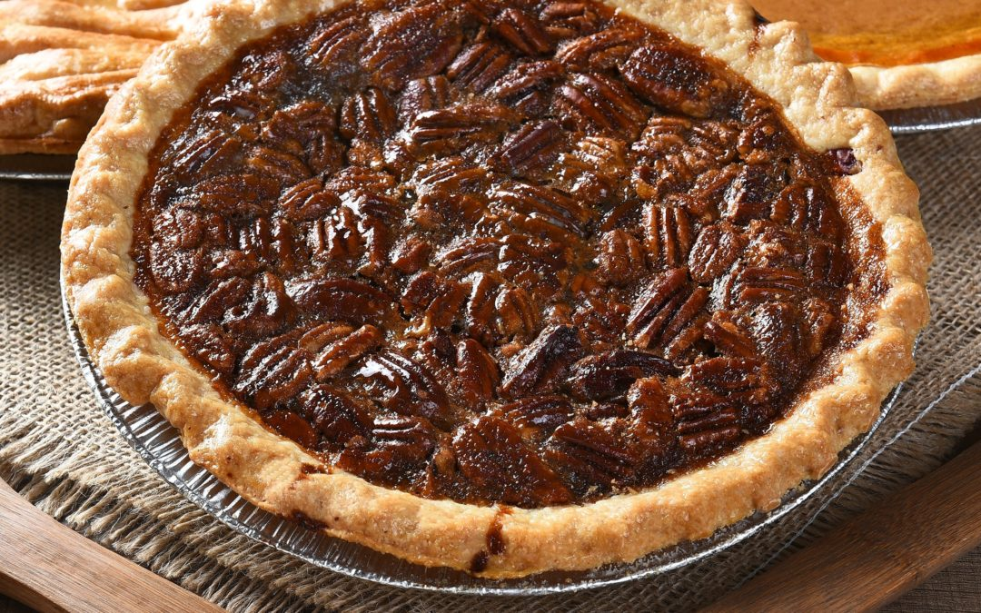 Resident Recipes: Ms. Cooper's Chocolate Pecan Pie